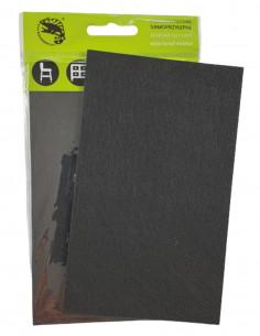 Podkładki filcowe samoprzylepne prostokąt 100x165mm czarna op. 1 szt KM342