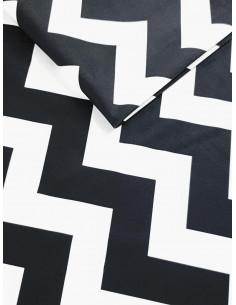 Tkanina ZYGZAK CLASSIC 01 SOFT VELVET