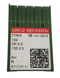 IGŁA GROZ-BECKERT 134 R/DPX5/135X5 100/16 op. 10 szt. KM6010