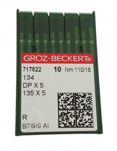 IGŁA GROZ-BECKERT 134 R/DPX5/135X5 110/18 op. 10 szt. KM6011