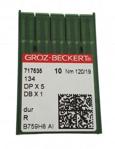 IGŁA GROZ-BECKERT 134 R/DPX5/135X5/DBX1 120/19 op. 10 szt. KM6012