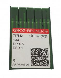 IGŁA GROZ-BECKERT 134 R/DPX5/135X5/DBX1 130/21 op. 10 szt. KM6013