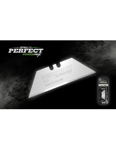 OSTRZE TRAPEZOWE SILVER POWERMAX (10 SZT) STALCO PERFECT S-67467