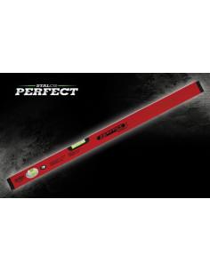 POZIOMN.  60cm czerw. PERFECT   S-65060