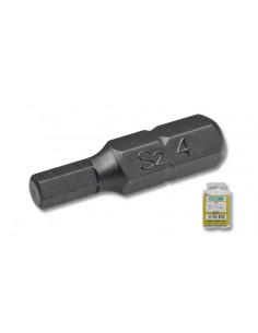 KOŃCÓWKA HEX 4mm  S-13404