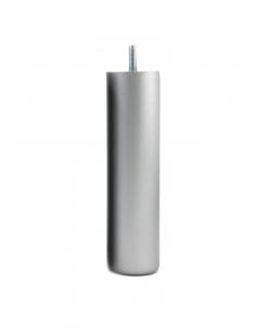 NOGA MEBLOWA KM616 walec stojący fi50 H180 srebrna