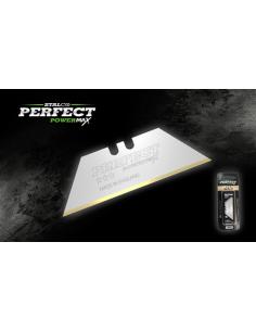 OSTRZE TRAPEZOWE GOLD POWERMAX (10SZT) STALCO PERFECT S-6473