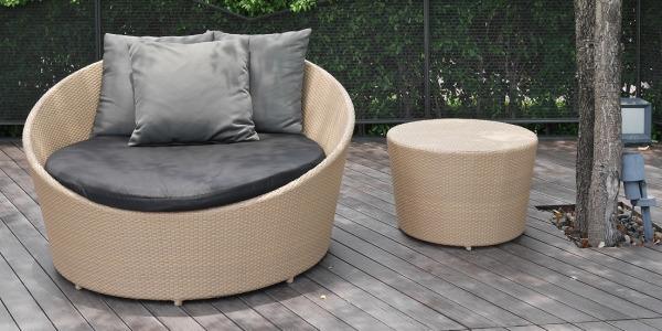 Materiały na meble ogrodowe - o czym warto pamiętać?