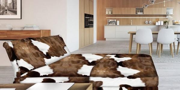 Tkaniny w zwierzęce motywy - jak i gdzie wykorzystać je w domu?