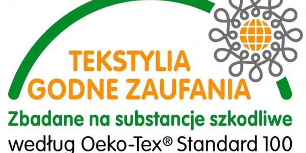 Tkaniny z certyfikatem Oeko-Tex dostępne w Kameleon.pro - przewodnik dla Klienta